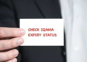 Check Iqama Expiry Date Without Absher Account