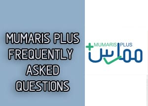 Mumaris Plus Account Frequently Asked Questions and answers