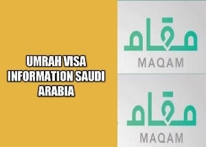 Umrah visa online- fees rules and requirements-check status