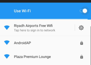 how to get free wifi riyadh king khalid international airport 2