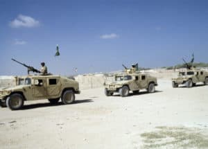 Saudi Arabia started an attempt to establish a U.S. Military base at Al-Kharj