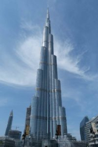 Burj khalifa height:amazing facts,comparison,number of floors