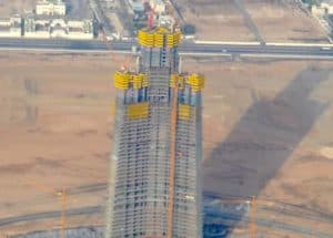 Jeddah tower: a look at the construction updates 2020