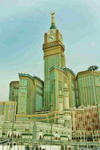 Makkah Clock Royal Tower 2