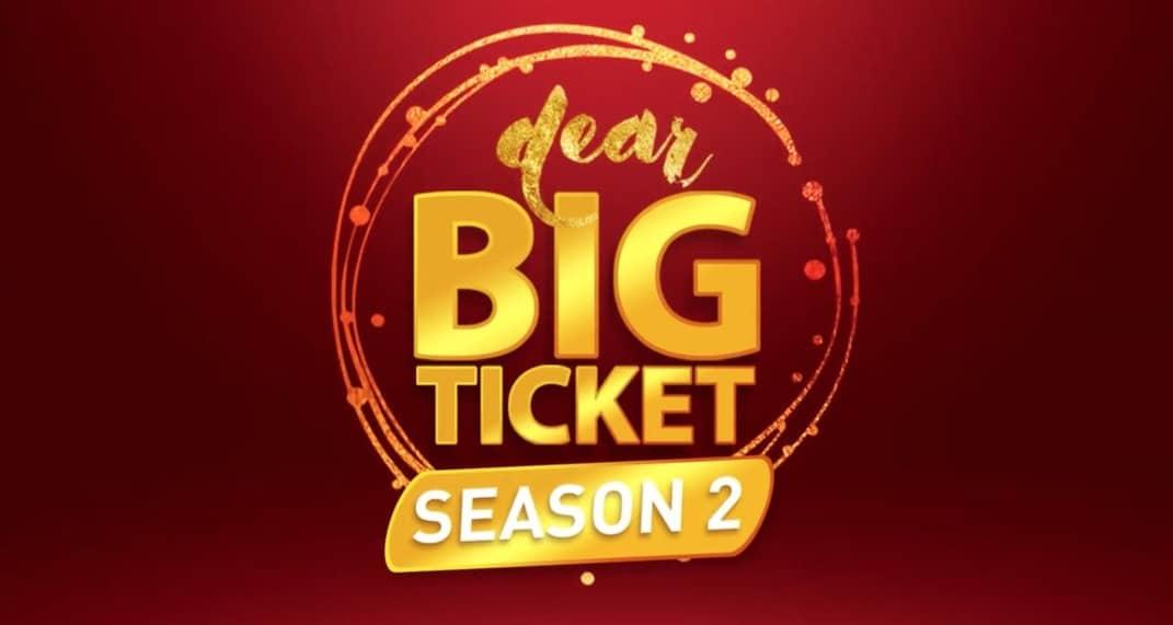 Abu Dhabi Big Ticket logo