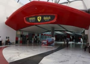 20 Wonderful facts about Abu Dhabi Ferrari world