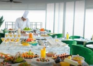 Al Dawaar revolving restaurant: An appetizing treat for your hunger