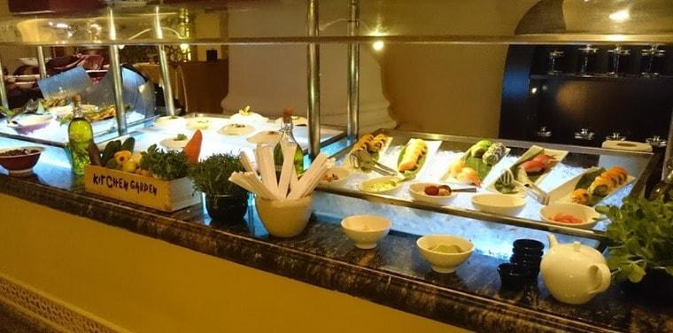 shangrila hotel abudhabi buffet