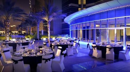 JW Marriott Marquis Hotel pics