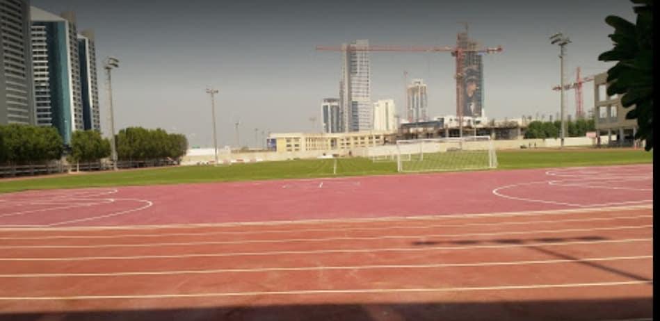 American School of Dubai running track