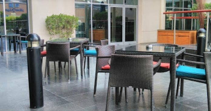 Ibis Deira City Centre dining
