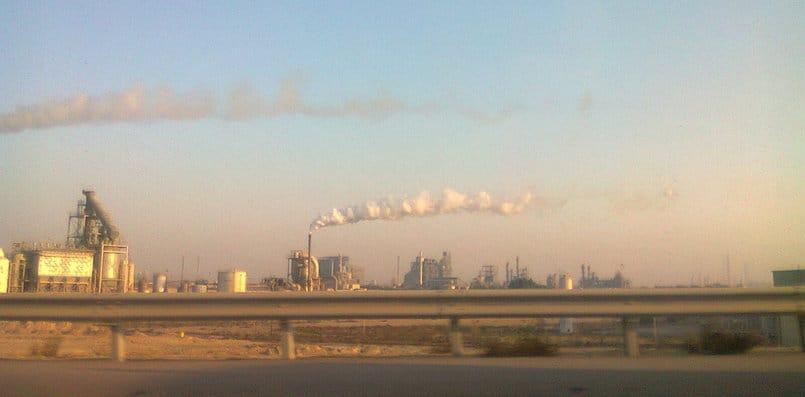 Saudi Aramco JUBAIL