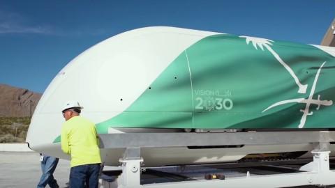 Saudi Hyperloop updates