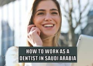Saudi Prometric Examination For Dentists:How to Apply