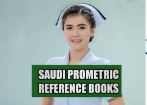 Saudi Prometric examination for Nurses:Books to Study