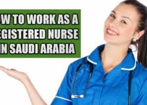 Saudi Prometric Examination For Nurses:How to Apply