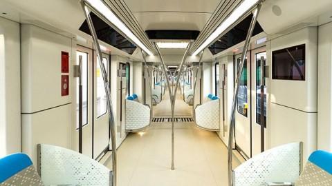 Riyadh Metro TRAIN