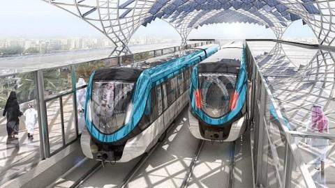 Riyadh Metro URBAN PROJECT