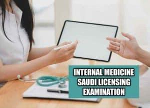 Internal Medicine Saudi Pearson Vue Exam:Pattern And Books To Study
